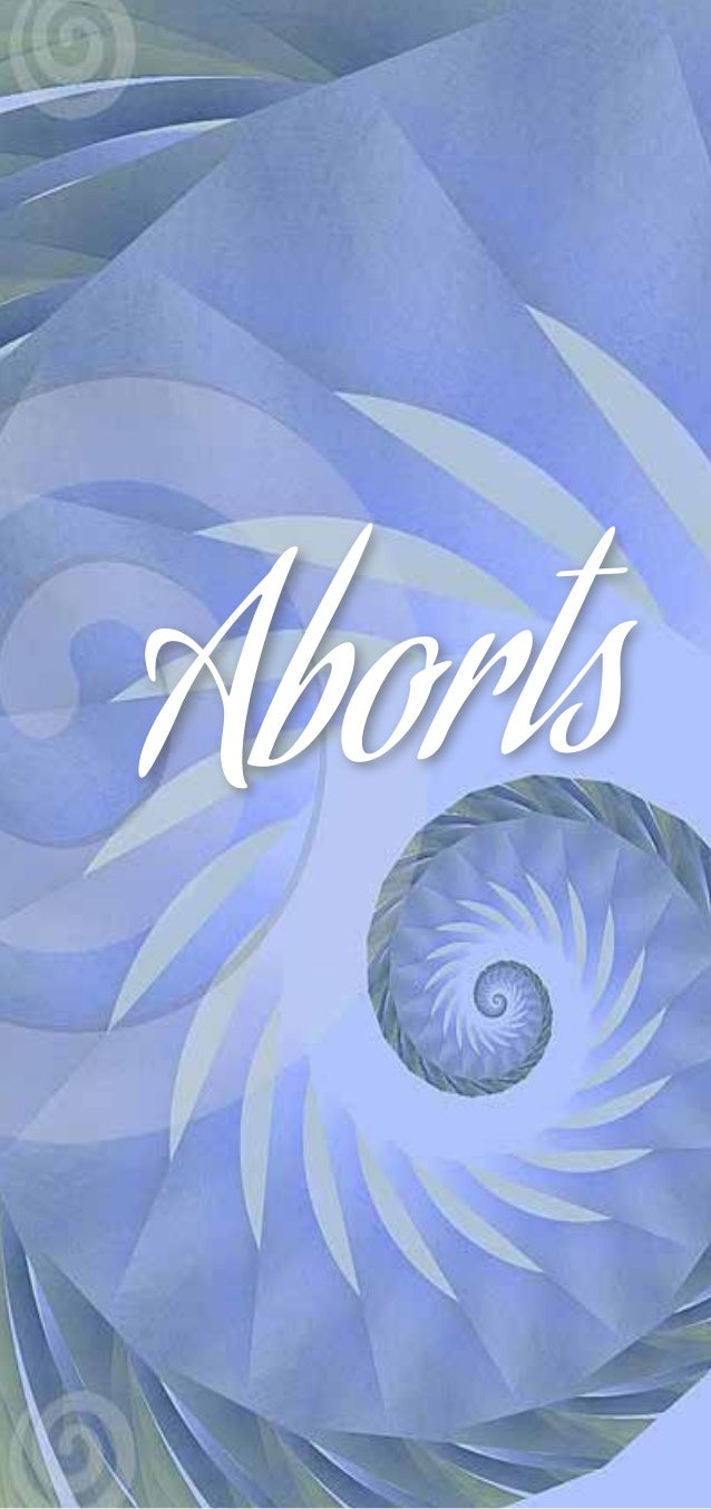 Aborts