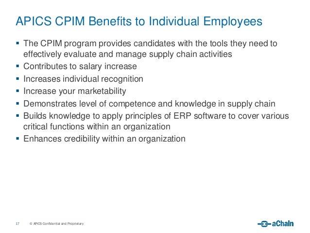 APICS _ apresentação CPIM