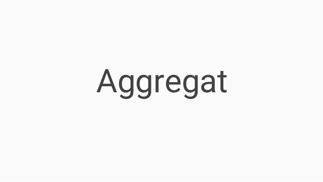 Aggregat Question Question - text - endDate Identifier Author Options