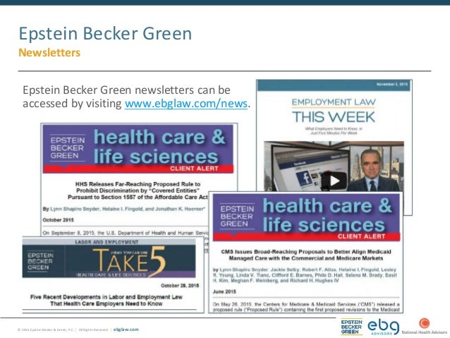 epstein becker green