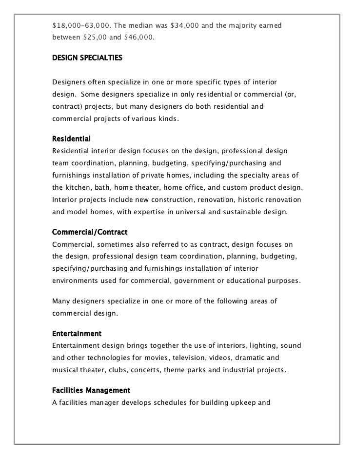 87 commercial interior design contract template the - Interior design contract ...