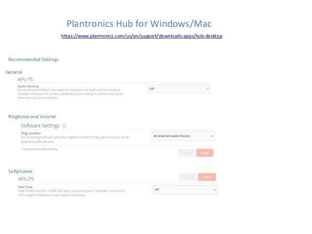 Softphone App For Windows