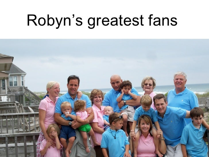 Robyn's greatest fans