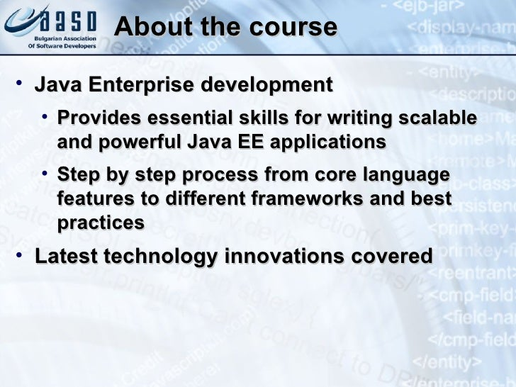 About the-course Slide 2