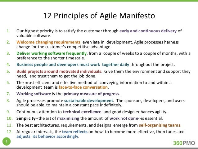 About Agile & PMI Agile Certified Practitioner (PMI-ACP) Overview