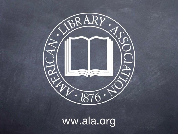 ww.ala.org
