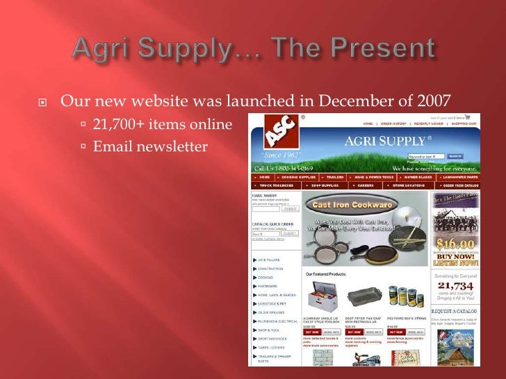 About Agri Supply