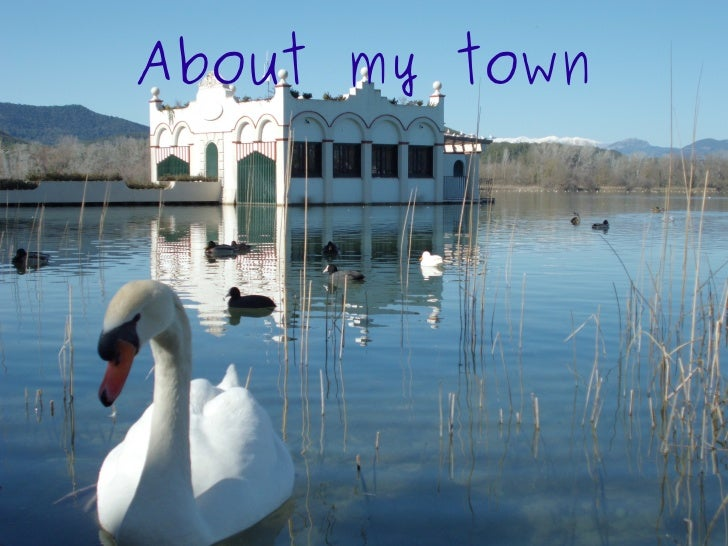 About my town