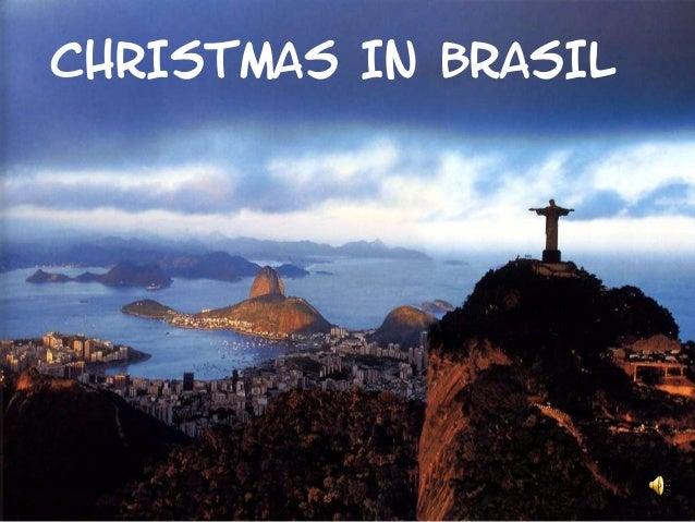 CHRISTMAS IN BRASIL