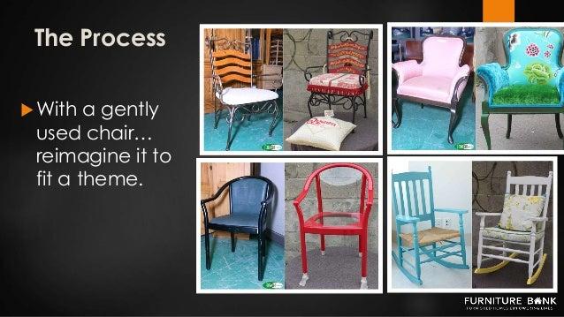 3. & What is a Chair Affair?
