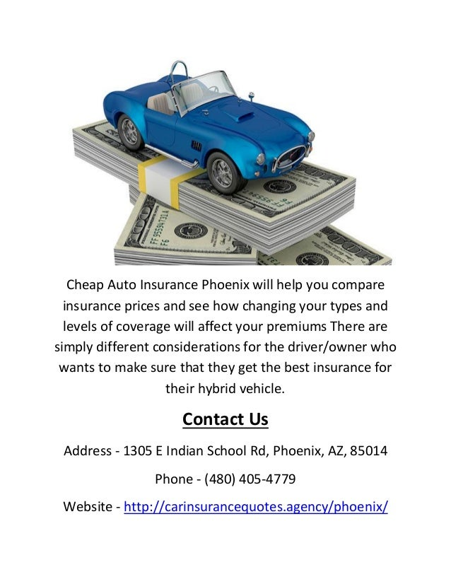 Car Insurance Companies In Phoenix Az 44billionlater