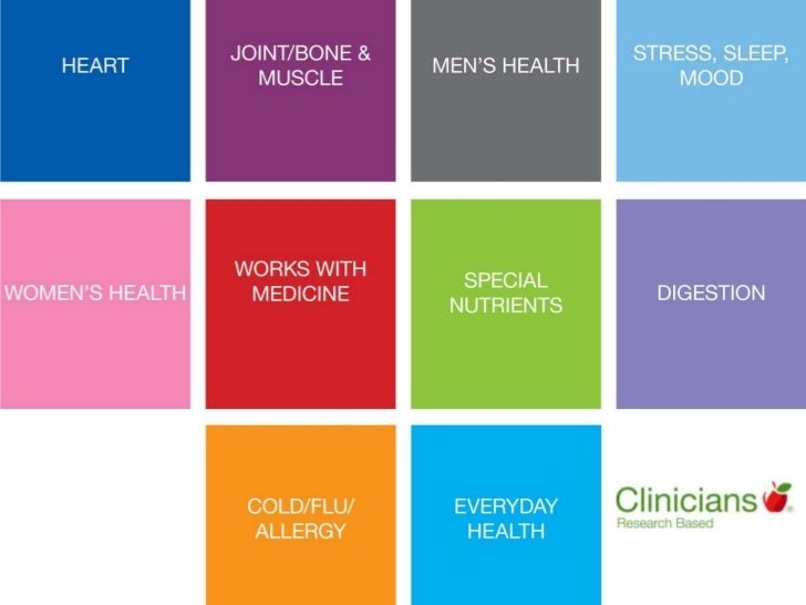 CLINICIANSNatural Health Supplements                 •   Clinicians - Dedicated to touch the world with wellness through i...