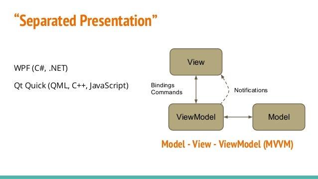 О разработке десктопных приложений / About desktop development