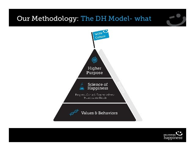 Our Methodology: The DH Model- what