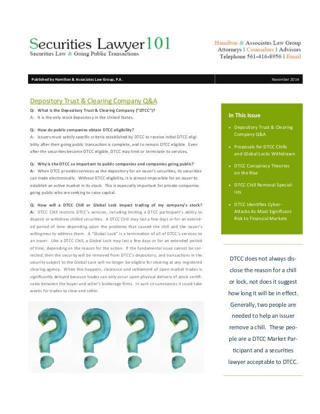 dtc eligible DTC Eligibility