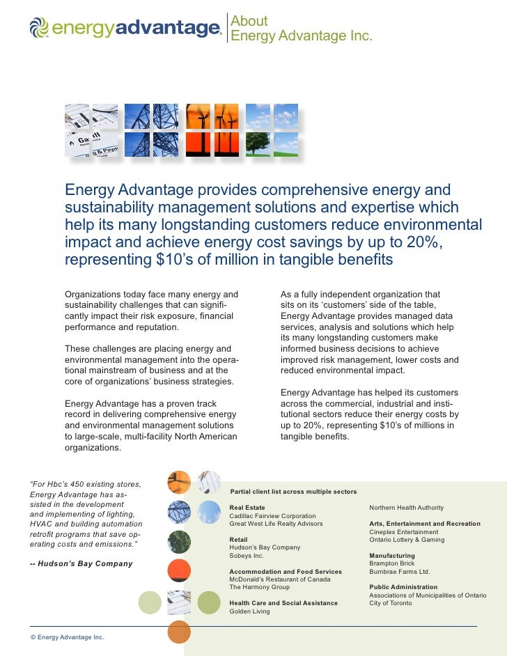 About     ™                                                 ®                                                       Energy...