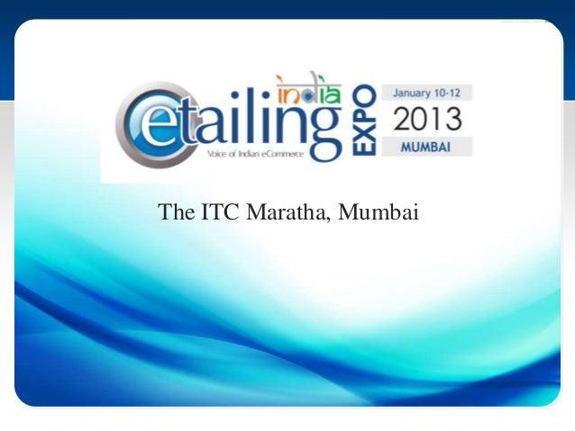 The ITC Maratha, Mumbai