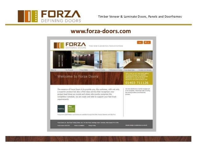 ... 23.  sc 1 st  SlideShare & Innovation in Timber Veneer u0026 Laminate Doors Panels and Doorframes pezcame.com