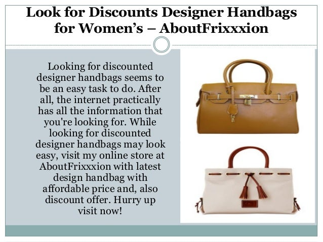 abd5edf08f4e33 4. Buy Cheap Designer Handbags for Women's From Online Store at  AboutFrixxxion ...