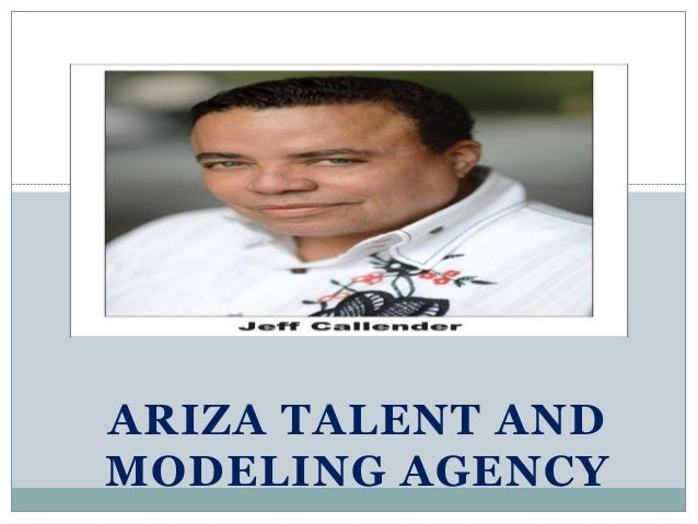 ARIZA TALENT AND MODELING AGENCY