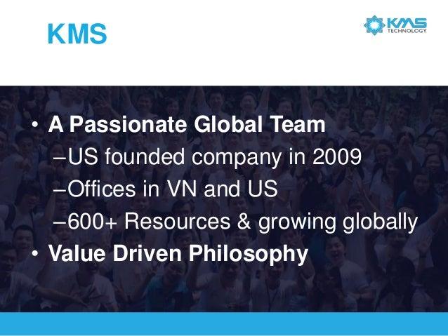KMS Introduction Slide 2