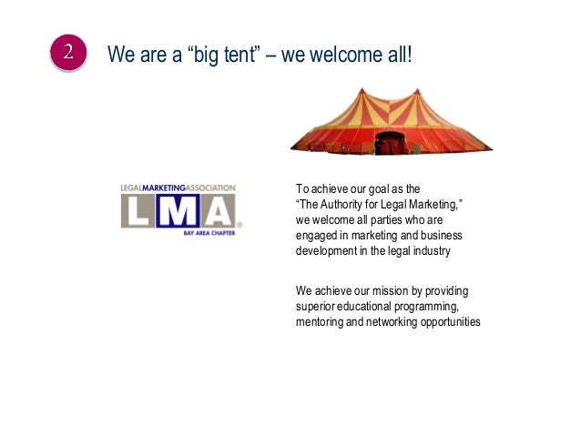 16 Facts About LMA Bay Area Chapter Slide 3
