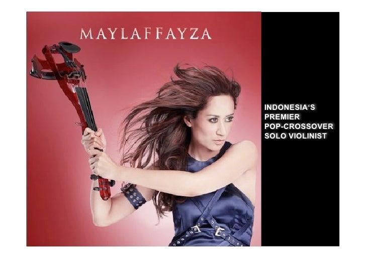 INDONESIA'S PREMIER POP-CROSSOVER SOLO VIOLINIST