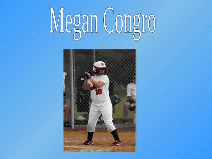 Megan Congro