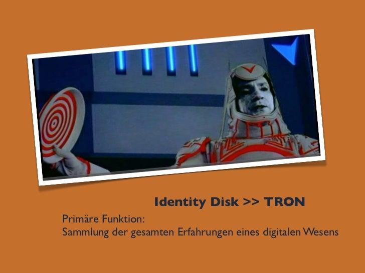 About me - Die digitale Fassade. Identitätskonstruktion im Netz Slide 3