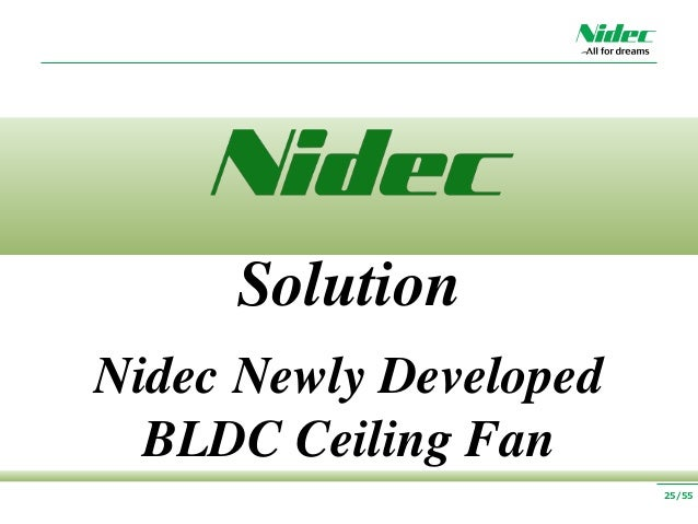 Nidec India Private Limited