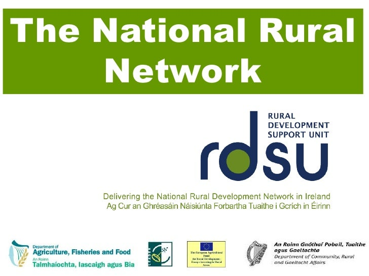 The National Rural Network<br />