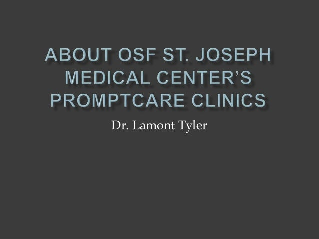 Dr. Lamont Tyler