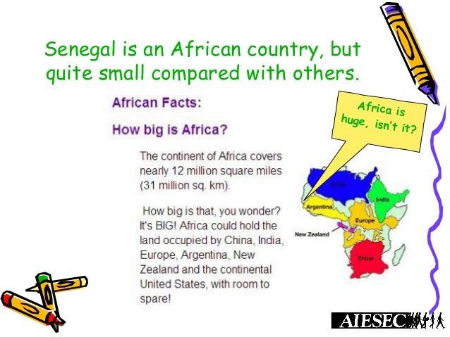 senegal culture facts