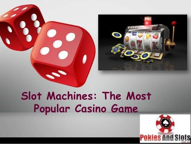 Popular Video Slot Machines