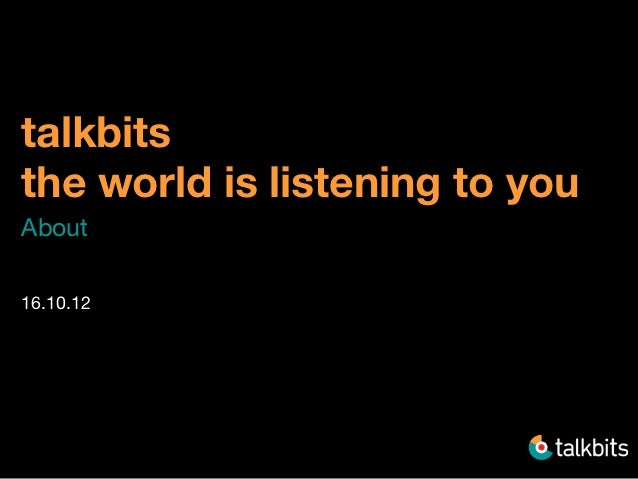 talkbits 