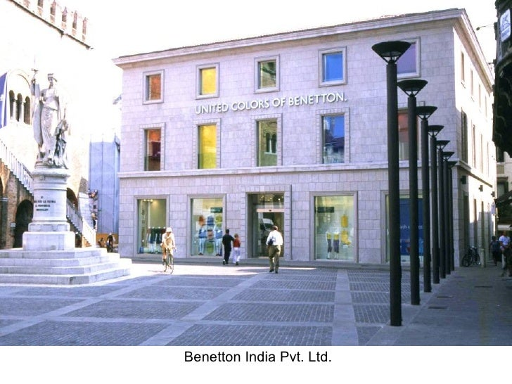 Benetton India Pvt. Ltd.