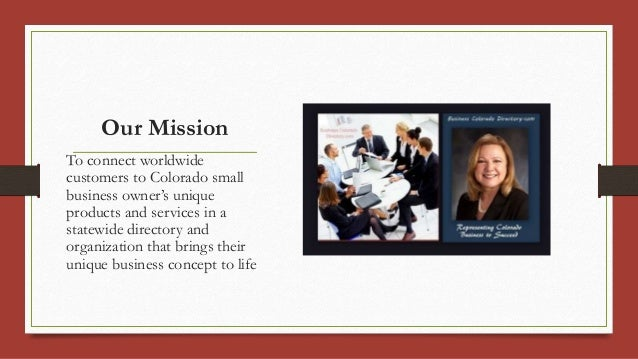 About us business colorado directory new Slide 2