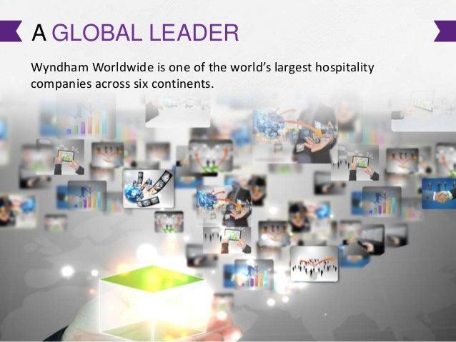 About Wyndham Worldwide Slide 3