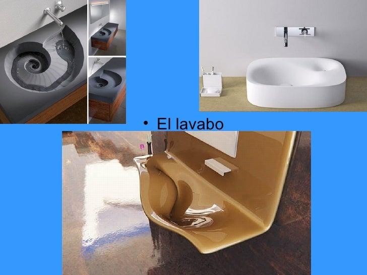 • El lavabo