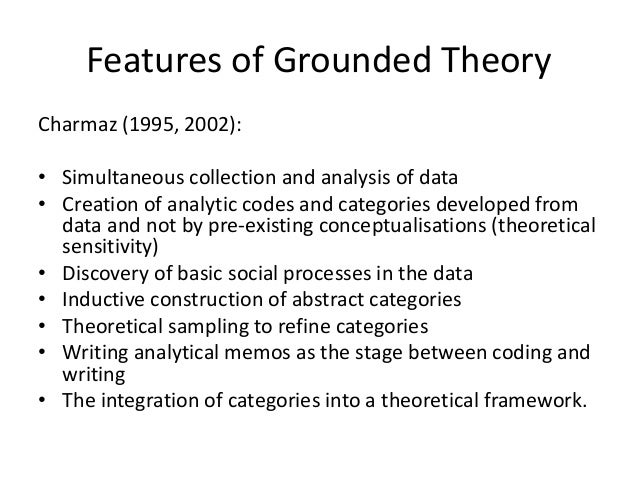 thesis using grounded theory