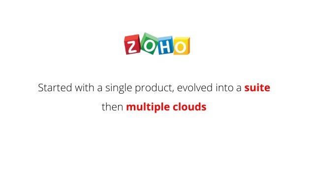 About zoho