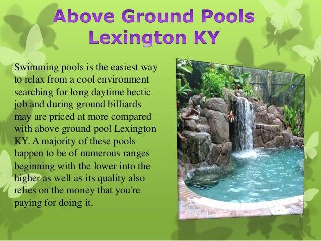 True Blue Pools Lexington, KY | Pool Maintenance & Supplies