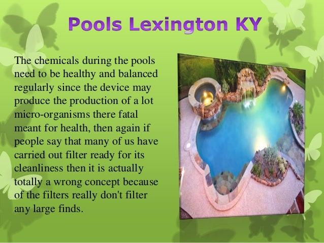 Above Ground Pools Lexington Ky