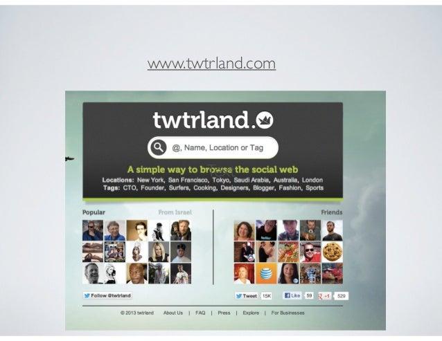 Text www.twtrland.com
