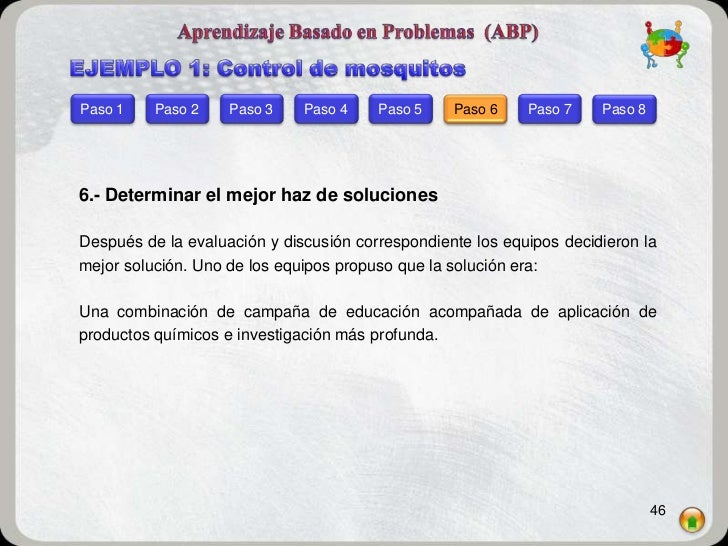 Paso 1    Paso 2    Paso 3    Paso 4    Paso 5    Paso 6    Paso 7    Paso 86.- Determinar el mejor haz de solucionesDespu...