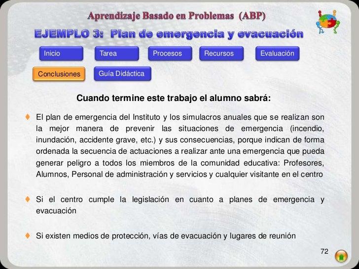 Inicio         Tarea            Procesos     Recursos       Evaluación   Conclusiones     Guía Didáctica              Cuan...