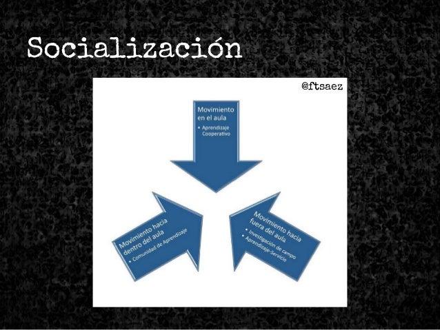 @ftsaez Socialización