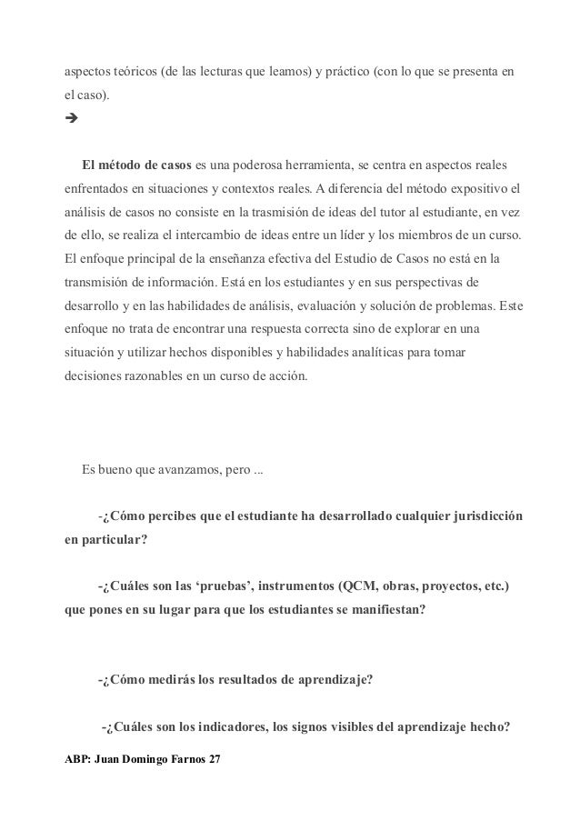 Abp, investigación