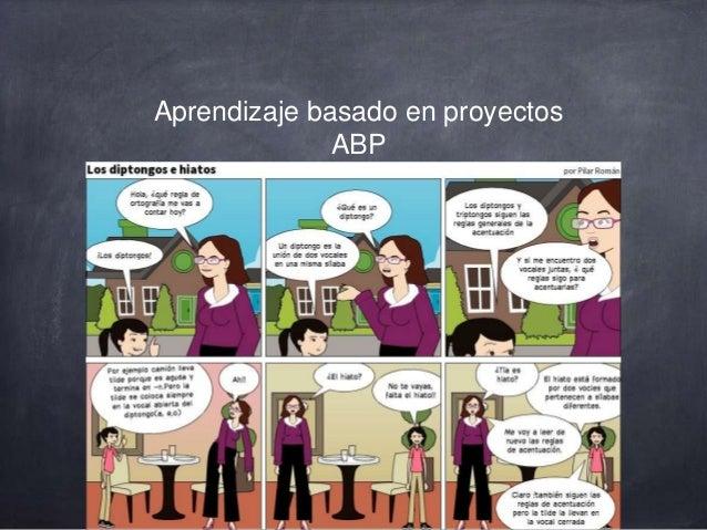Aprendizaje basado en proyectos ABP 1