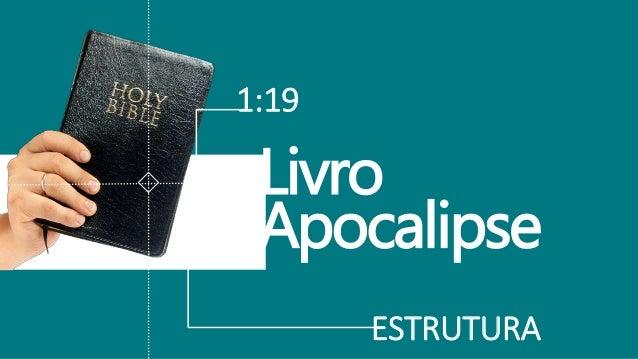 ESTRUTURA 1:19 Livro Apocalipse